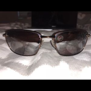 a825329b1b Oakley Accessories - Men s Brown Nanowire Oakley Sunglasses